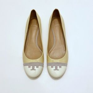 Tory Burch Gabrielle Patent Leather Flat